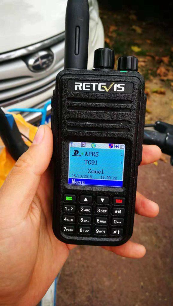 GPS RT3S включение
